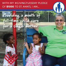 Giving Tuesday 2016 - $1000 Gift