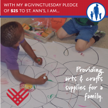 Giving Tuesday 2016 - $25 Gift